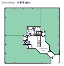 Floor Plan for The Square