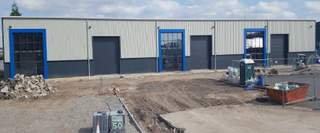 Primary photo of Industrial Unit At, Liverpool