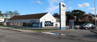 Primary photo of Former Sandicliffe Ford, Melton Mowbray