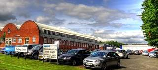 Primary photo of Maylite Business Centre, Worcester