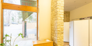 View of Car Park from Pharmacy Area - Morland House Surgery, Oxford - Healthcare space for sale - 12,397 sq ft