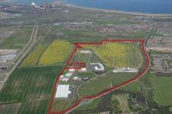 Primary photo of Kirkleatham Business Park, Agricultural Land, Redcar