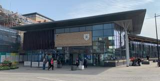 Primary photo of Lincoln Central Bus Station, Lincoln