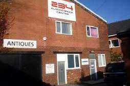 Primary Photo - Almond Brook Centre, Wigan - Industrial unit for rent - 1,450 sq ft