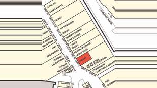 Goad Map for King St - 2