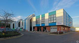 Primary photo of Units 8-16, Humber Rd, The Edge Business Centre, London