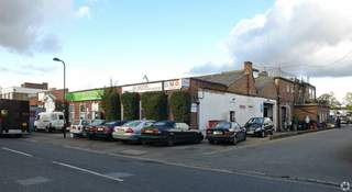 Primary photo of Units A-P, 7 Wadsworth Rd, Greenford