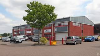 Primary photo of Unit 14-16, Molly Millars Ln, The Business Centre, Wokingham