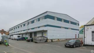 Primary photo of Units 14-36, North End Rd, Stadium Business Centre, Wembley