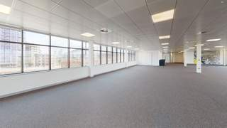 3D Scan - 3rd Floor - The Lighthouse, Salford - Office for rent - 1,332 to 21,740 sq ft