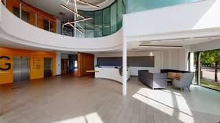 Lobby - The Lighthouse, Salford - Office for rent - 1,332 to 21,740 sq ft