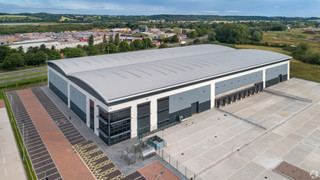 Lichfield Road - B 103, Lichfield Rd, Burton On Trent - Industrial unit for sale - 103,069 sq ft