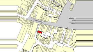 Goad Map for St Marks Place Shopping Centre - 2
