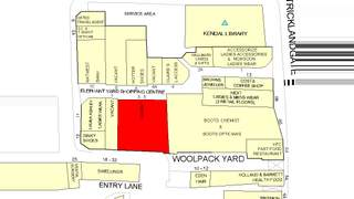 Goad Map for Elephant Yard Shopping Centre - 1