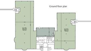 Floor Plan for Earley West - 1
