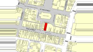 Goad Map for 33 King St - 2