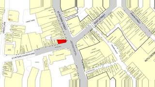 Goad Map for 54 St Peters St - 4