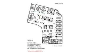 Floor Plan for Farringdon Point - 1