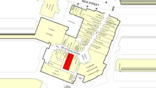 Goad Map for Octagon Centre - 2