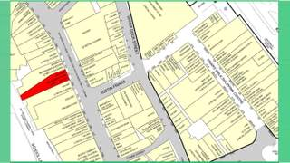 Goad Map for Wildings Department Store - 1