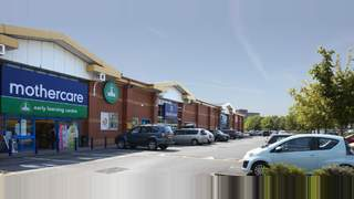 Primary Photo of 1-5 Vale Retail Park