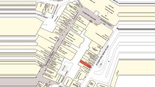 Goad Map for Stamford Quarter Shopping Precinct - 1