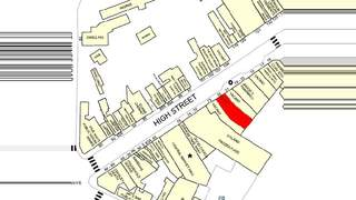 Goad Map for Market Square - 2