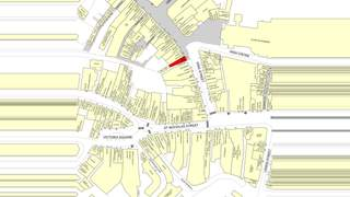 Goad Map for 24 King St - 1