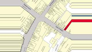 Goad Map for 11 High St - 1