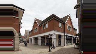 Primary Photo of George Yard Shopping Centre, Braintree