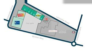 Site Plan for Brixton Way - 1