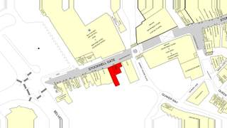 Goad Map for The New Town House - 2