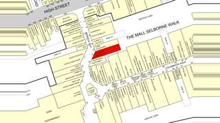 Goad Map for The Mall Walthamstow - 1