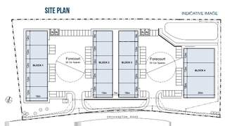 Site Plan for Westfield Point Block 3 - 1