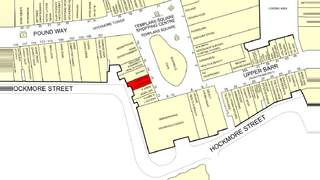 Goad Map for Templars Square Shopping Centre - 1