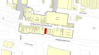 Goad Map for Spinning Gate Shopping Centre - 2