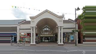 Primary Photo of Hart Shopping Centre
