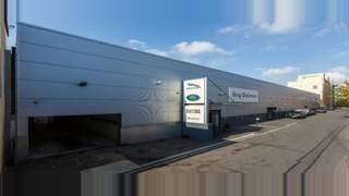 Primary Photo of Jaguar Land Rover Service Centre