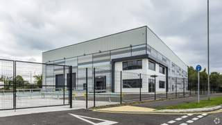 Primary Photo of Industrial Unit, Liverpool
