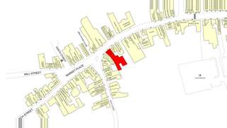 Goad Map for 14 Market Place - 1
