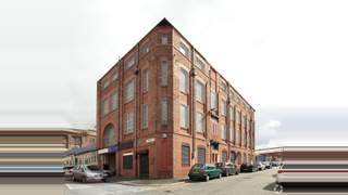 Primary Photo of Yin Yang Building, Liverpool
