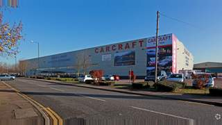 Primary Photo of Carcraft, Enfield