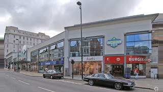 Primary Photo of Central Shopping Centre