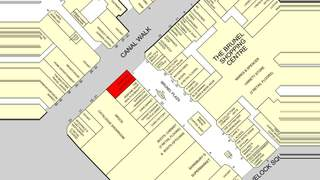 Goad Map for The Brunel Shopping Centre - 1