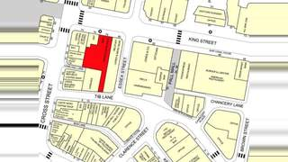 Goad Map for 76-80 King St - 2