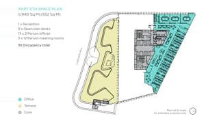 Floor Plan for One New Ludgate - 1