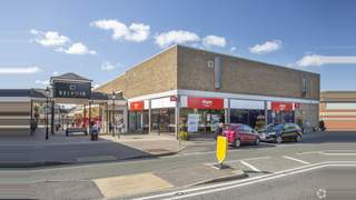 Primary Photo of Belvoir Shopping Centre, Coalville
