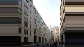 Primary Photo of 100 Wood St, London