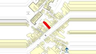 Goad Map for 84-86 High St - 1