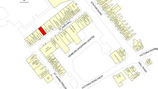 Goad Map for 26 St James Mall - 1